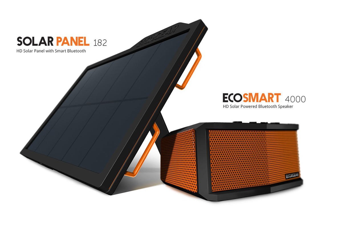 Ecoxgear Partners With Suncore To Develop Solar Powered