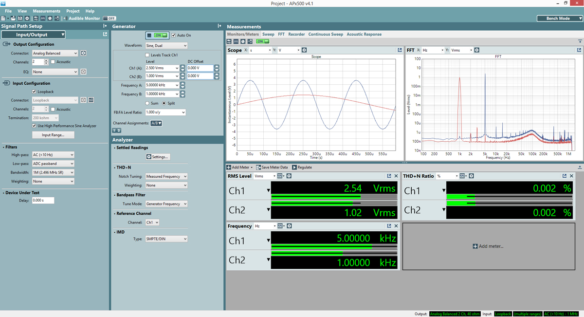 Audio Precision Version 4.1 Release of APx Test Software Increases ...: www.audioxpress.com/article/Audio-Precision-Version-4-1-Release-of...
