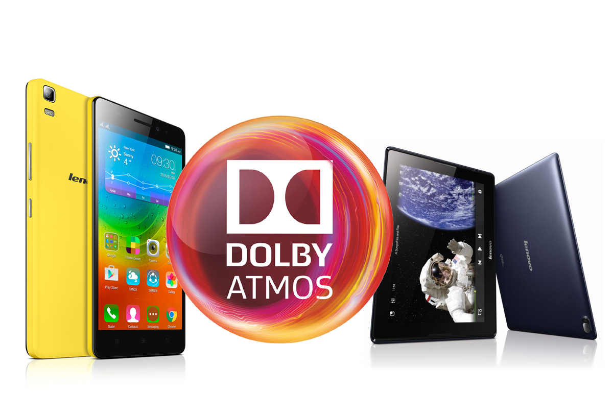 Dolby Laboratories And Lenovo Announce The Launch Of Three