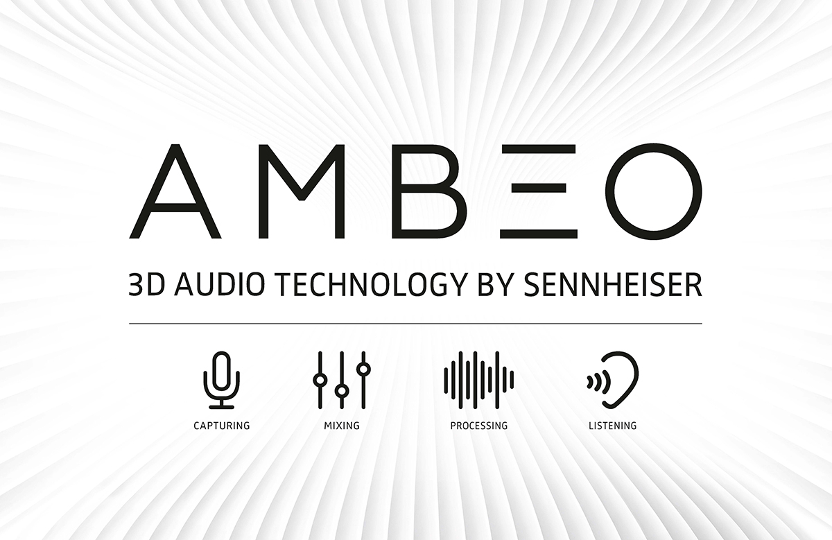 Image result for ambeo 3d audio technology