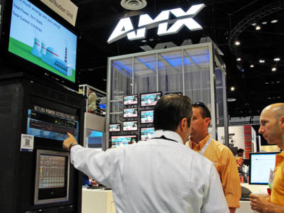 Harman to acquire AMX: after the light comes control