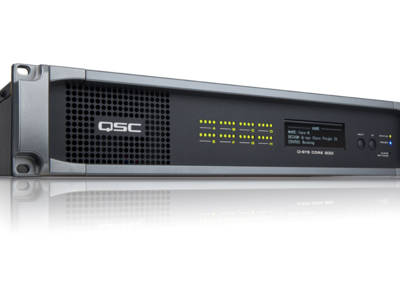 QSC expands Q-Sys audio network platform