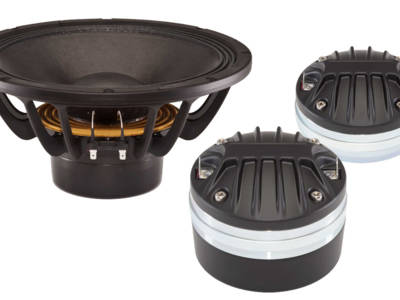 B&C Speakers introduces new 88mm coil woofer and high-frequency drivers
