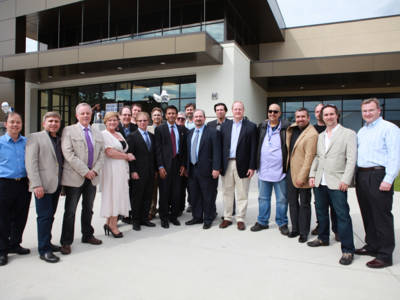 PreSonus Opens New headquarters in Baton Rouge
