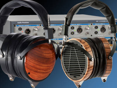 Audeze Chooses Audio Precision for Headphone Test
