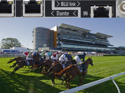 Royal Randwick Racecourse in Sydney excels with Dante