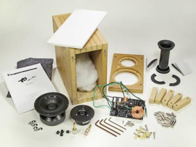 Tang Band D52-1 Two-Way Speaker Kit