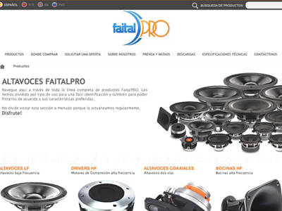 FaitalPRO Habla Español—New Website in Spanish