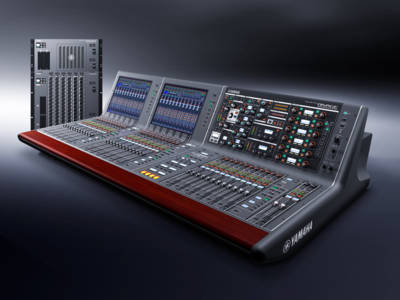 Yamaha RIVAGE PM10 New Generation Large Format Digital Mixing Consoles Introduced at InterBEE 2014