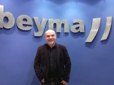 Acustica Beyma appoints Mehmed Murtic as Corporate & Business Developement Executive