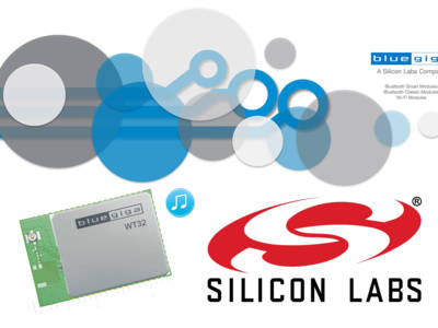 Silicon Labs Acquires Bluetooth and Wi-Fi Connectivity Specialist Bluegiga
