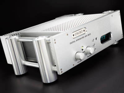 Chord Electronics' New CPM 2800 MkII 'Digital' Integrated Amplifier Merges Hugo DAC Technology