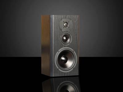 Bryston Introduces the Mini A Three-way Loudspeaker