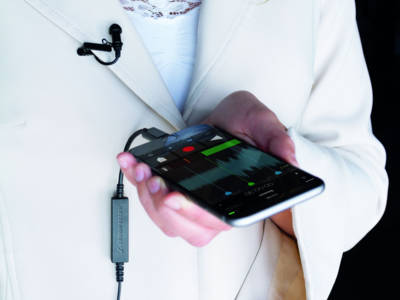 New Digital Lavalier Microphones Announced by Sennheiser and Apogee