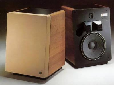 JBL L300 Modification
