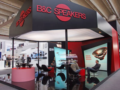 New Speaker Drivers for 2015 from B&C Speakers