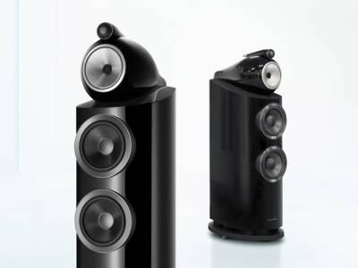 Bowers & Wilkins Unveils New 800 Diamond Series Loudspeakers