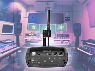 New Genelec Loudspeaker Manager (GLM) Version 2 Software and Updated Network Adaptor