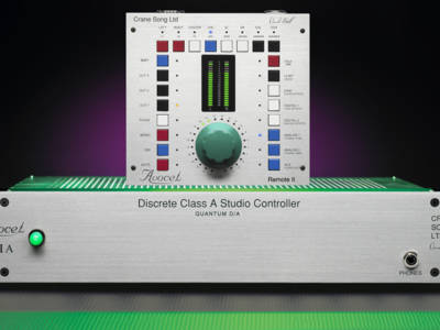 Crane Song Introduces Quantum DA: Fifth Generation Converter Technology with the Debut of Avocet IIA and Solaris DAC