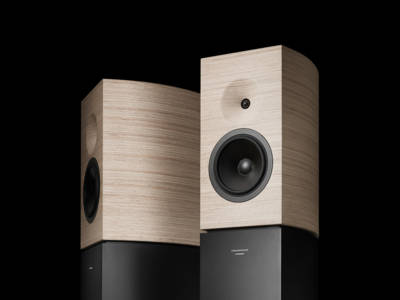 Amadeus Philharmonia Speakers Co-designed by Jean Nouvel Now Shipping