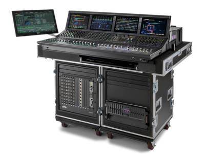 Avid is Now Shipping the Venue S6L Live Sound System
