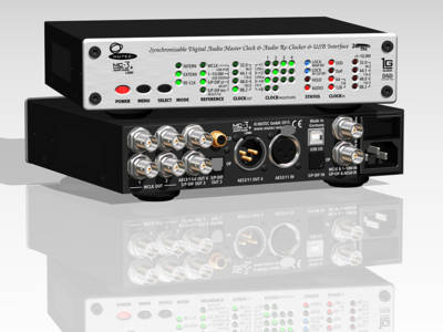 MUTEC MC-3+ Smart Clock USB Combines USB Interface with an Audio Re-clocker