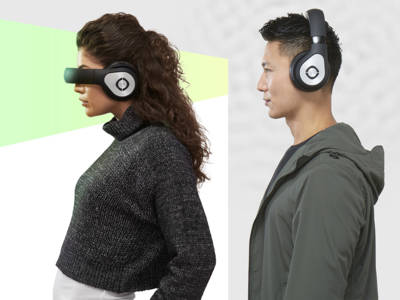 Avegant Glyph Combines Personal Immersive Sound and Vision