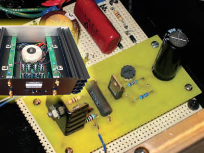 The ImPasse Preamplifier