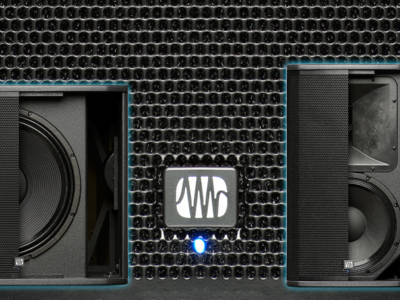 PreSonus ULT-series Loudspeakers Deliver Ultra-Long Throw with Even Coverage