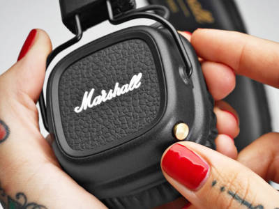 Marshall Introduce New Major II Bluetooth Headphones with 30+ Hours Of Wireless Playtime
