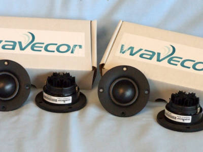 Test Bench: Wavecor TW030WA13/14 Neodymium Tweeters