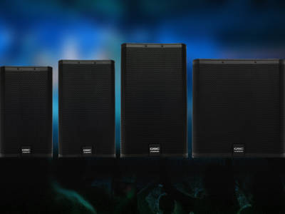 QSC E Series Range of Passive Loudspeakers Now Shipping