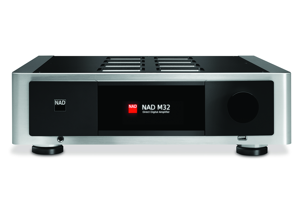 New Nad Masters Series M32 Direct Digital Amplifier And