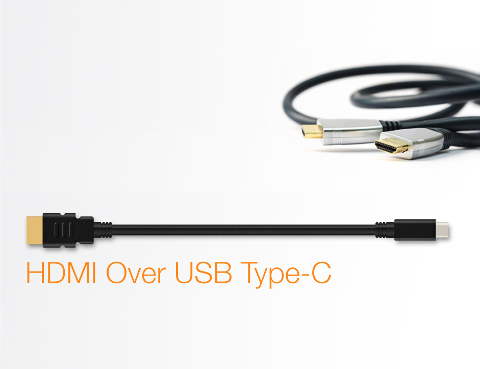hdmi releases alternate mode for usb type