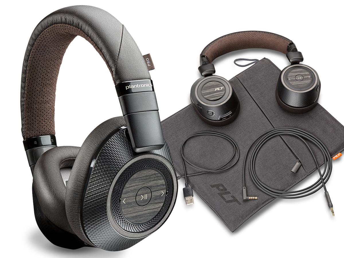 new plantronics backbeat pro 2 wireless headphones with. Black Bedroom Furniture Sets. Home Design Ideas