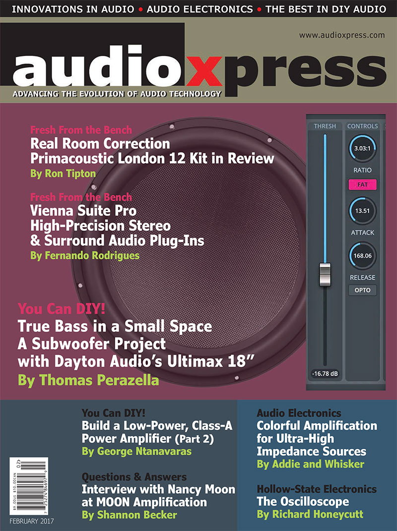 audioXpress February 2017
