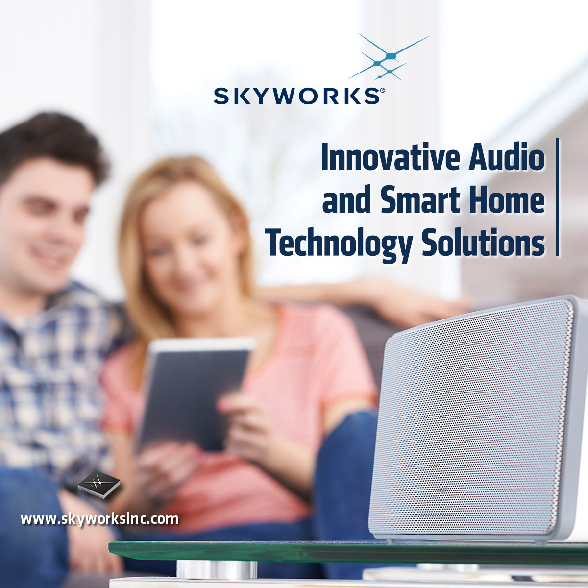 Smart Home Technologies: Skyworks Partners With Libre Wireless Technologies To