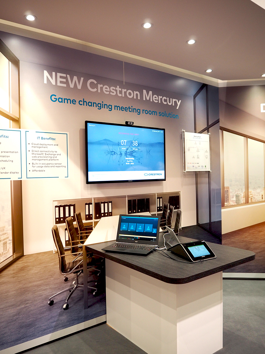 Crestron All In One Meeting Room Solution