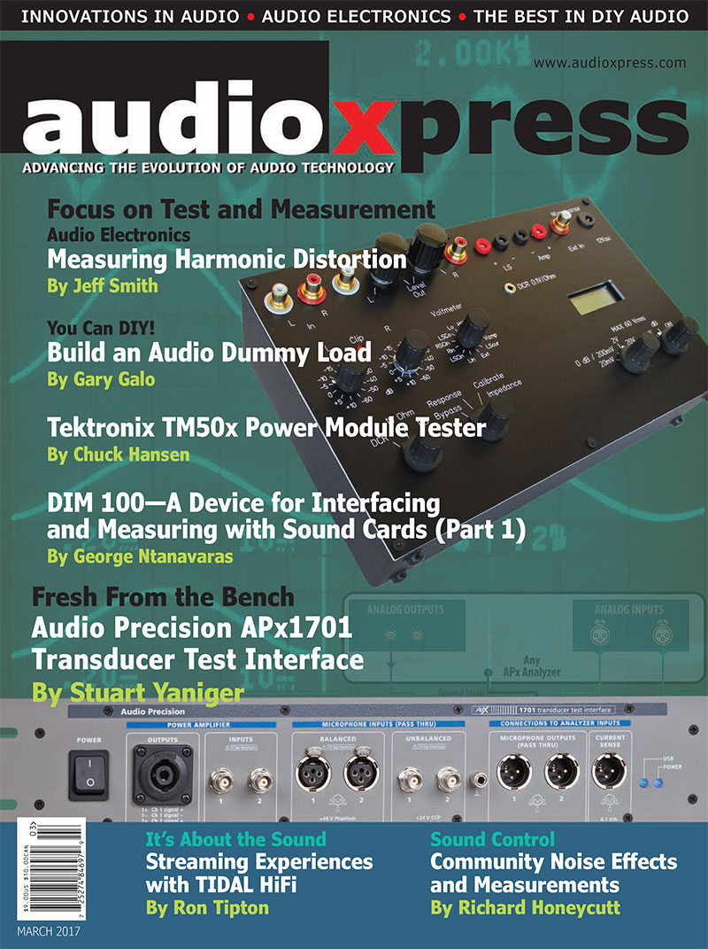 audioXpress March 2017