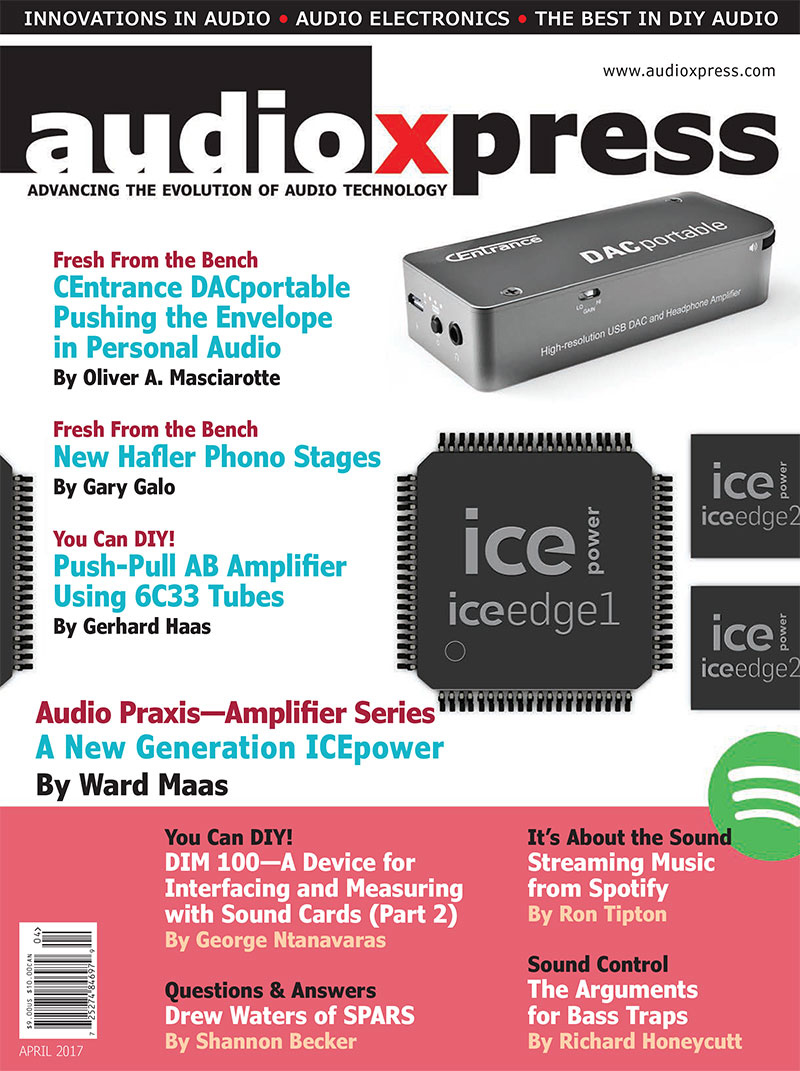 audioXpress April 2017