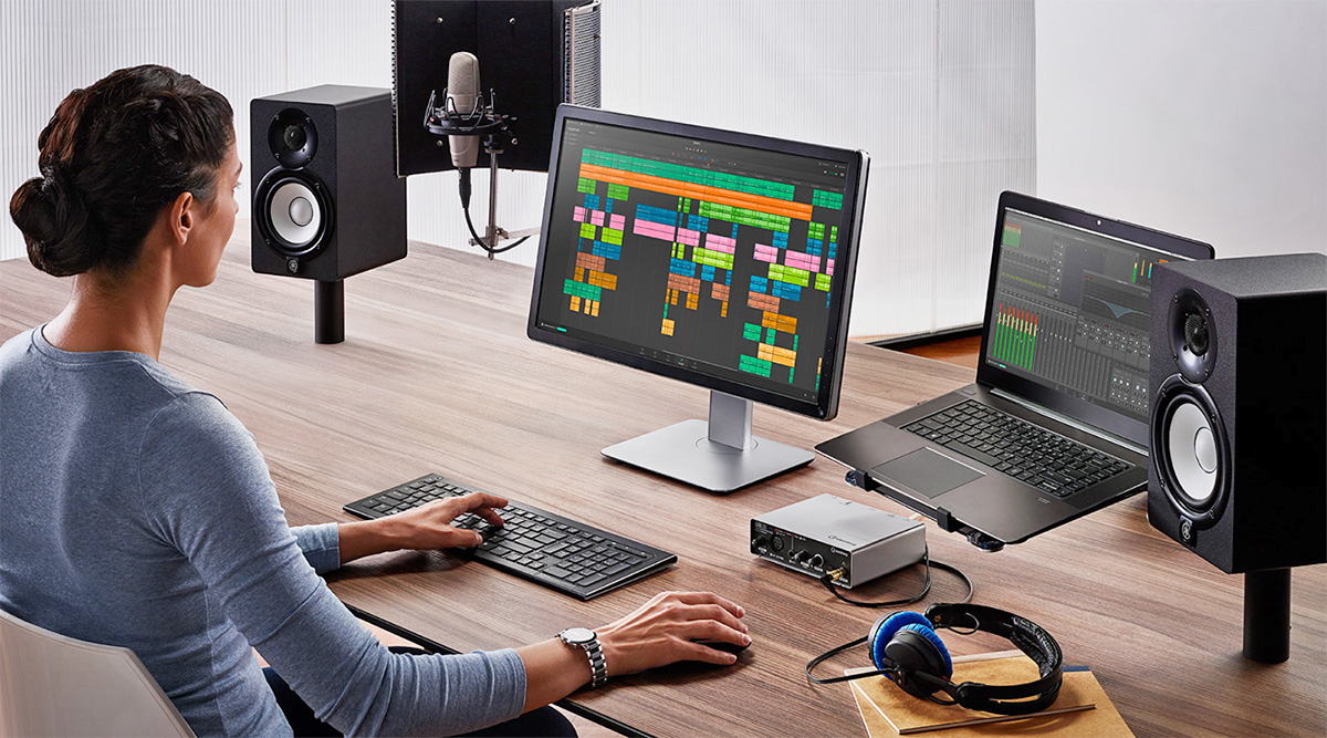 Blackmagic Design Announces Davinci Resolve 14 Software Now With Complete Audio Tools Following Acquisition Of Fairlight Audioxpress