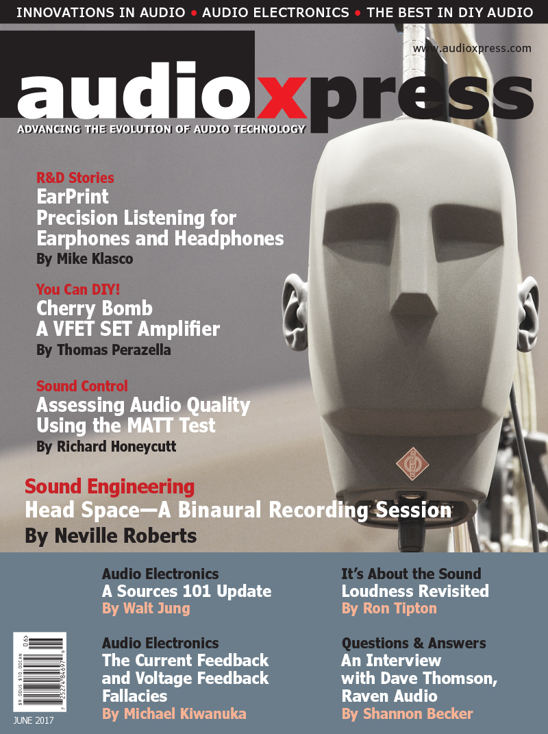audioXpress June 2017