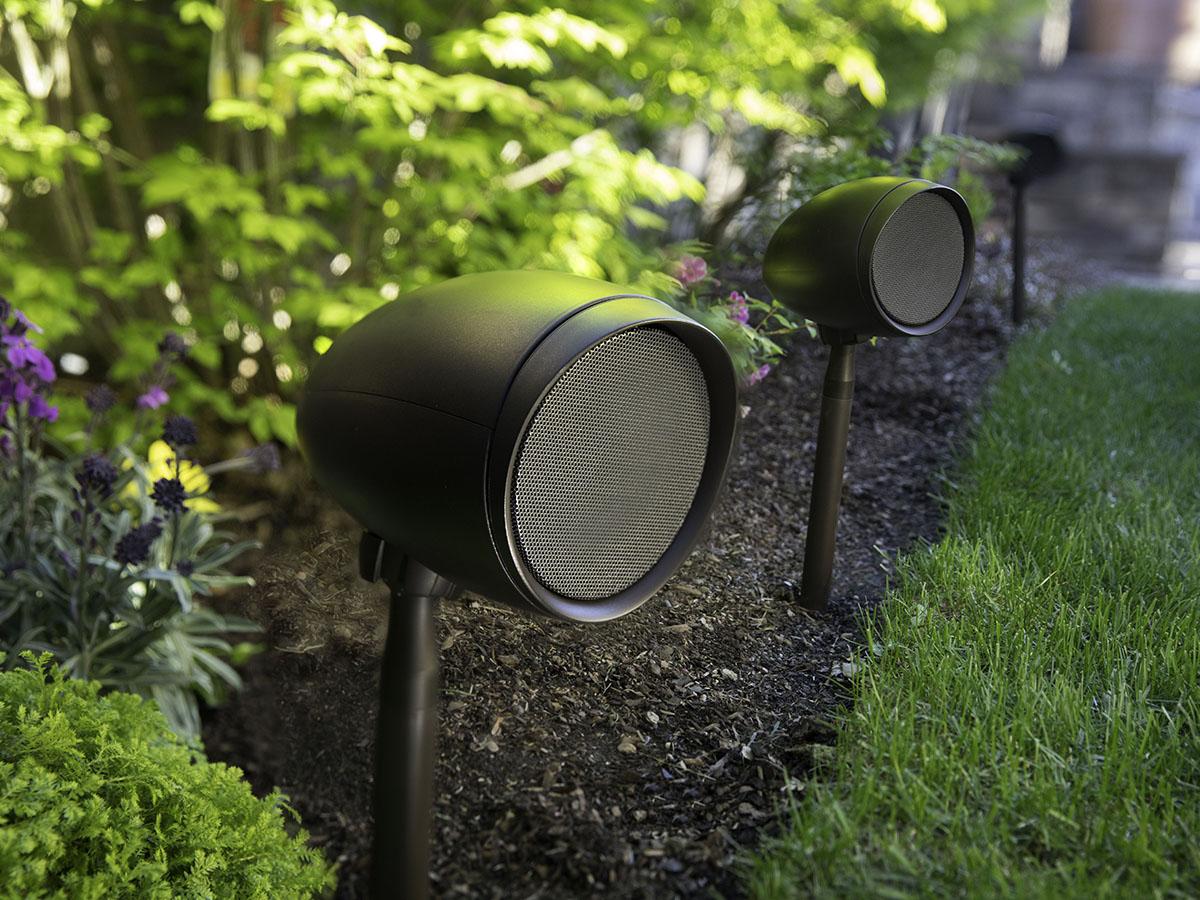 Control4 Debuts Triad Garden Array Outdoor Audio Solution Audioxpress