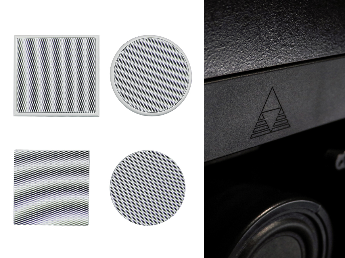 Control4 Introduces Its New Triad Designer Series In Ceiling Speaker Line Audioxpress