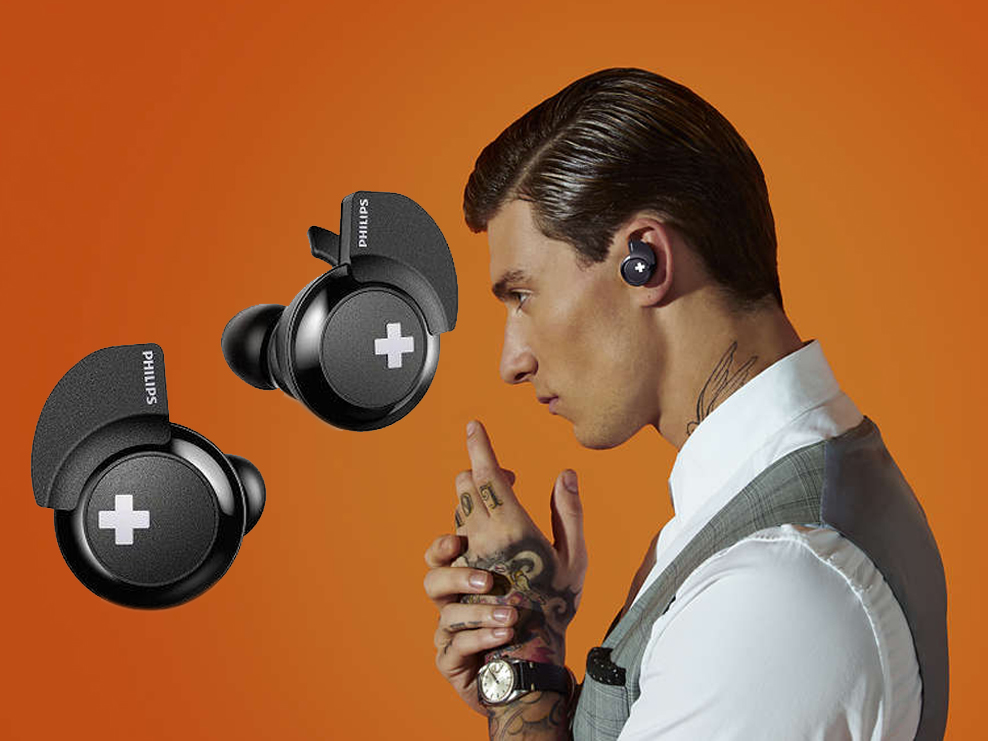 Philips Expands On Wireless With New Bass Headphones And True Wireless Earbuds Audioxpress