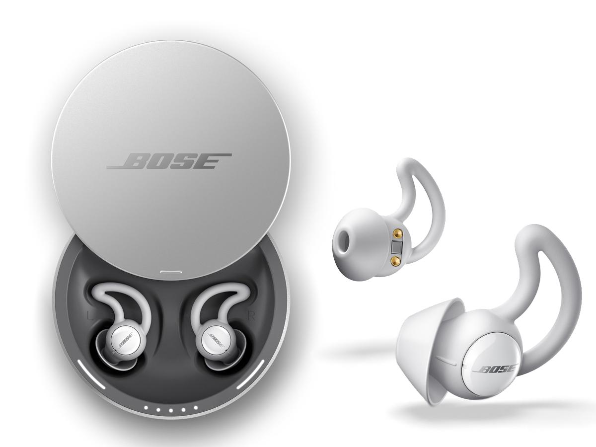 Bose Launches Noise Masking Sleepbuds Following Indiegogo