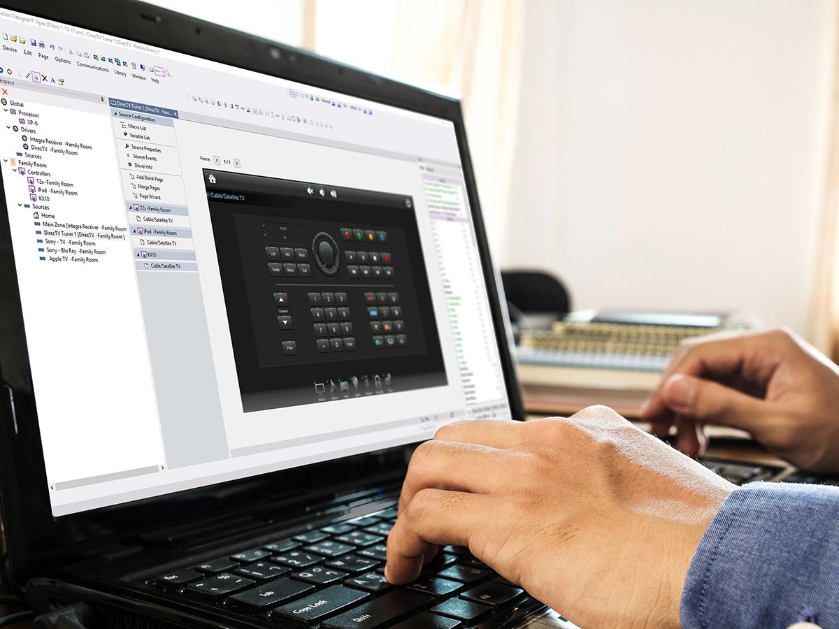 Rti integration designer
