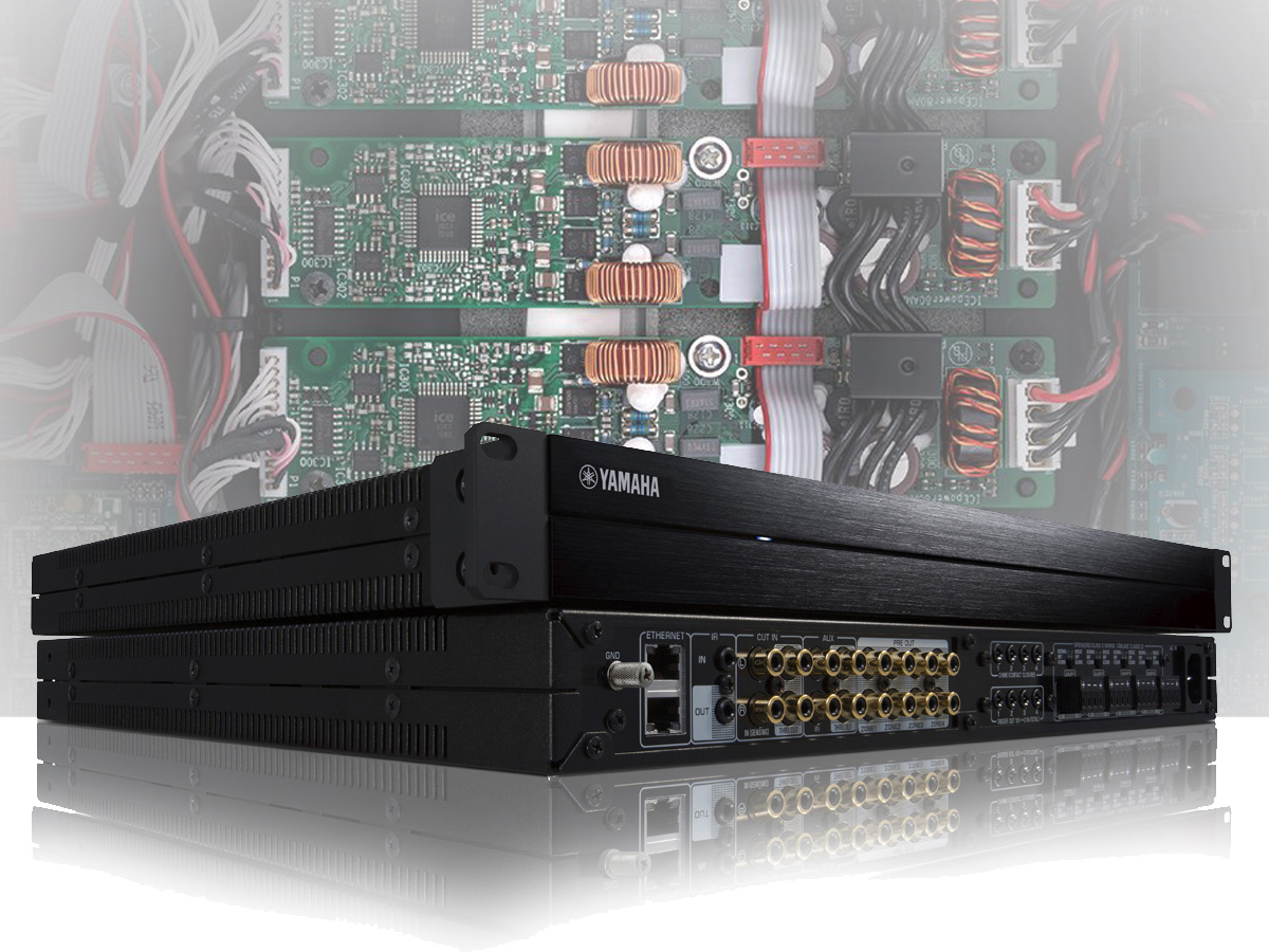 Yamaha Announces Quad Streaming Musiccast Amplifier Designed Expressly For Custom Installed Multi Room Audio Audioxpress