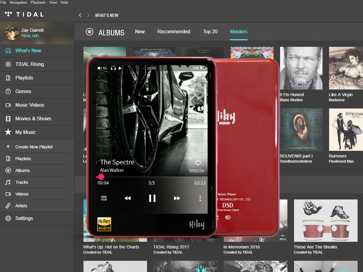 Hiby Introduces Mqa To Its R3 Tidal Portable Music Player Audioxpress