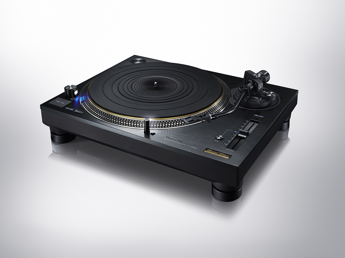 Technics SL-1210GAE 55th Anniversary Limited Edition Direct Drive Turntable  | audioXpress
